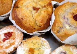 Fuel Espresso Muffins & Friands
