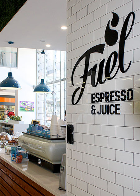 Fuel Espresso Shop Side