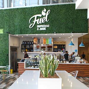 Fuel Espresso shop sml