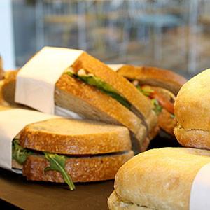Fuel Espresso Sandwich
